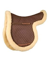 NuuMed Hi Wither Lightweight Wool Shaped Pad