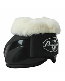 Professional's Choice Spartan II Bell Boots with Fleece