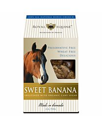 Royal Equine Sweet Banana Treats