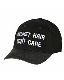 """Spiced Equestiran """"Helmet Hair Don't Care"""" Hat"""