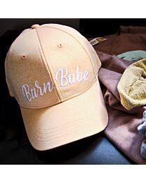 """Spiced Equestrian """"Barn Babe"""" Hat"""