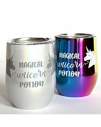 """Spiced Equestrian """"Unicorn Potion"""" Insulated Cup"""