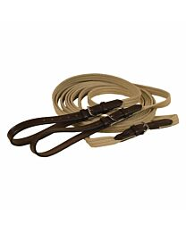 Tory Leather Heavy Cotton Web Draw Reins