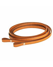"""Tory Leather 5/8"""" Single Ply Reins"""