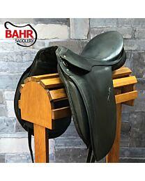 "Used 17.5"" Passier Grand Gilbert Dressage Saddle"