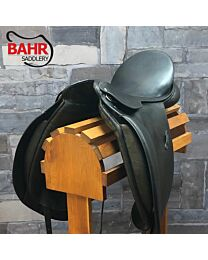 "Used 18"" Passier GG Extra Calfskin Dressage Saddle"