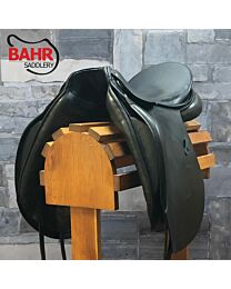 "Used 18"" Passier H. Schmidt Dressage Saddle"