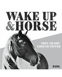 Wake Up & Horse Laid Back Dark Roast Coffee