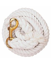 Weaver Brass Snap Cotton Lead Rope