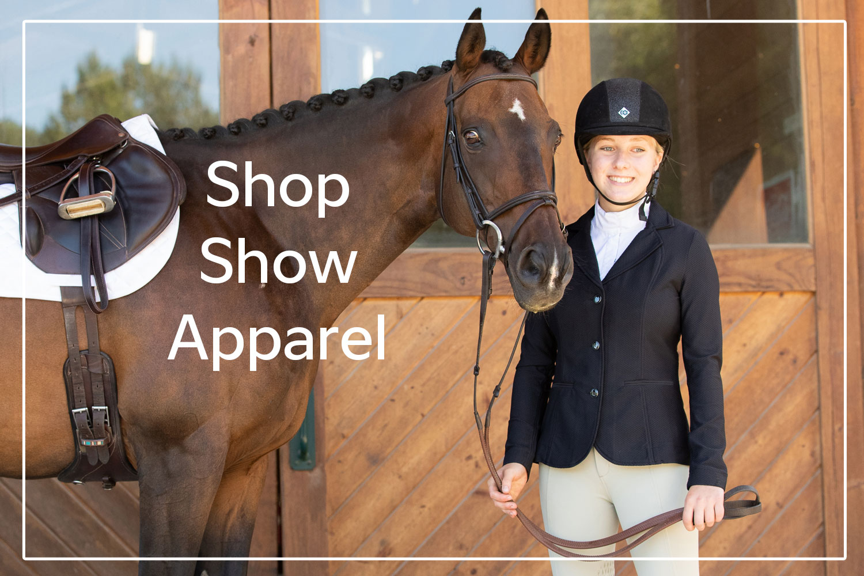 Shop Ladies' Show Apparel