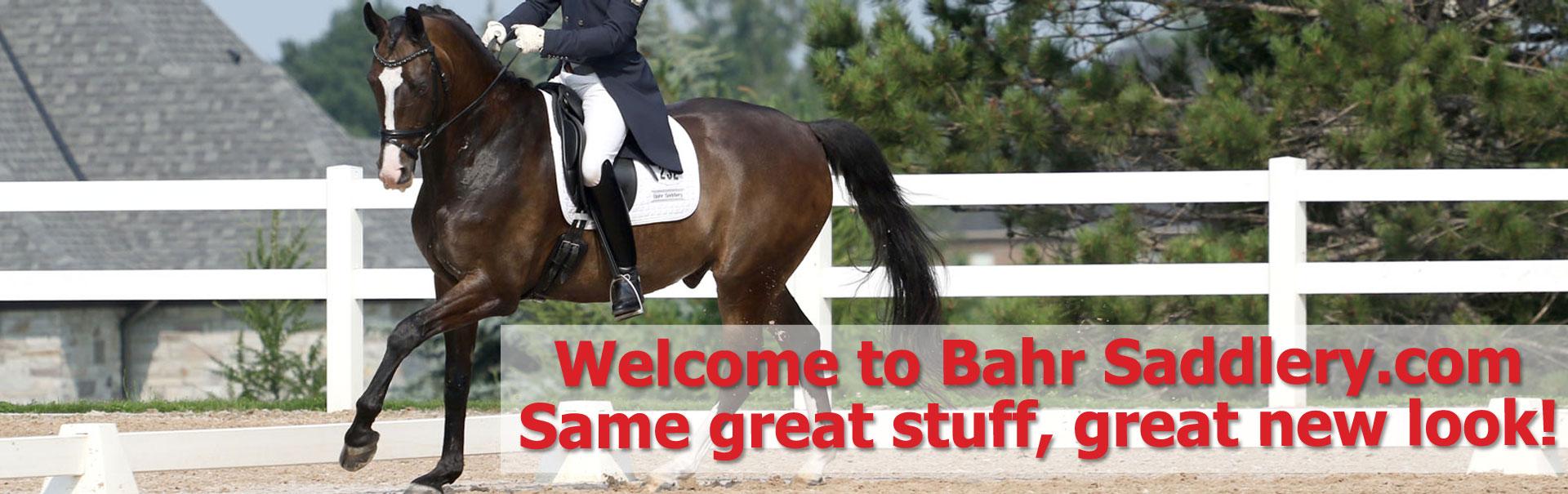 Bahr Saddlery.com